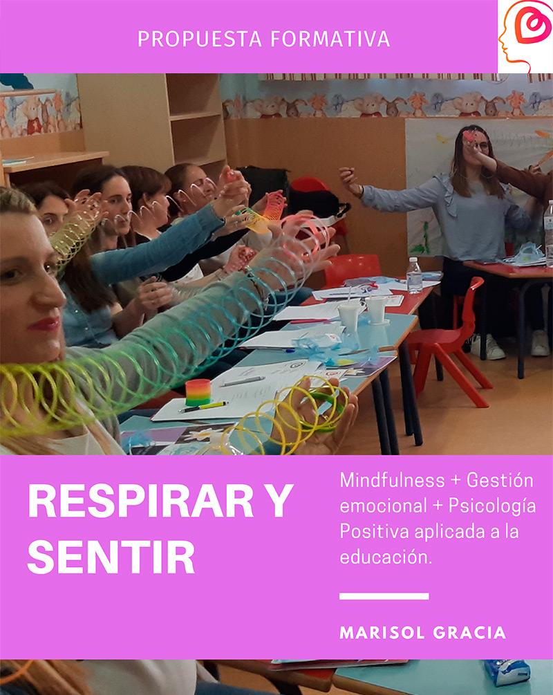 respirar y sentir español